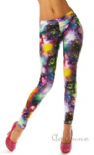 Chilirose Leggings Multicolore | VY-52306